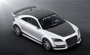 Audi TT Ultra ''Quattro'' – un nume ce impune respect