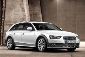 Audi A4 allroad quattro/Standaufnahme