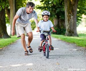 Importanta mersului pe bicicleta pentru copii