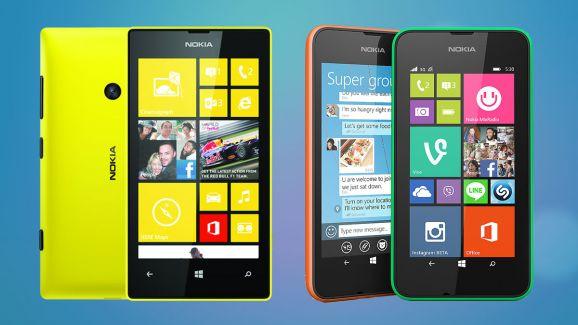 Nokia Lumia 520 vs Nokia Lumia 530 – display si memorie