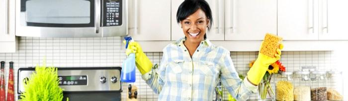 Cum sa-mi curat casa in mod corect?