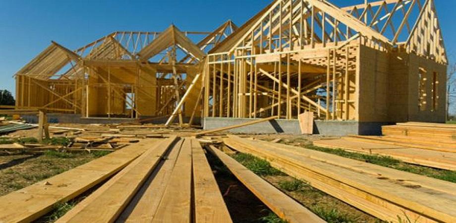 Avantajele unei case pe structura din lemn