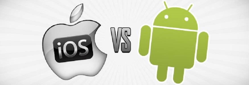 Android vs IOS. Care e mai bun?