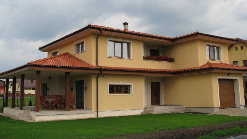 Construirea casei in conditii optime