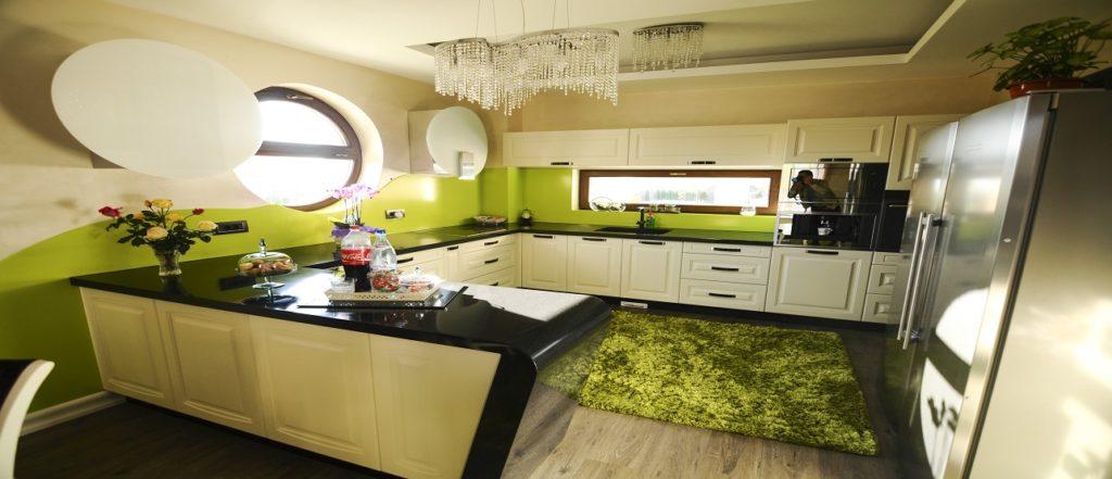 Culori populare pentru mobila de bucatarie