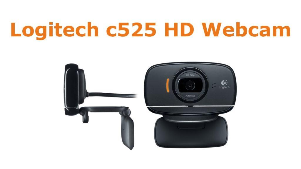 Logitech C525 – cel mai versatil webcam