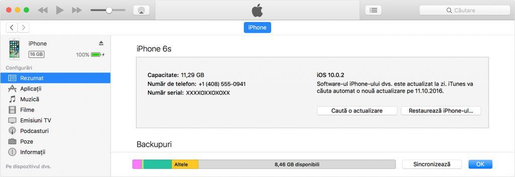 Cum iti poti actualiza software-ul iOS pentru iPhone-ul tau?
