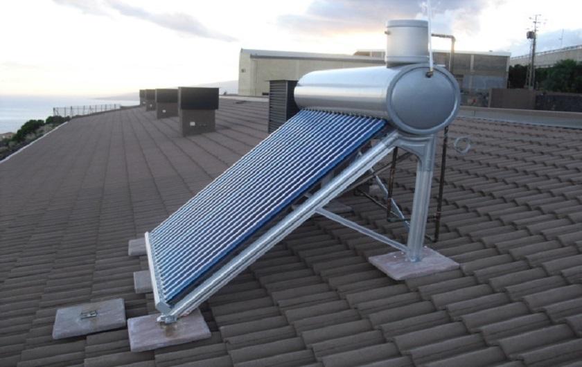 Tipuri de sisteme solare pentru incalzirea apei calde