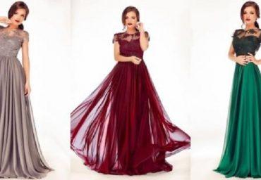 Din ce material alegeti rochiile elegante?