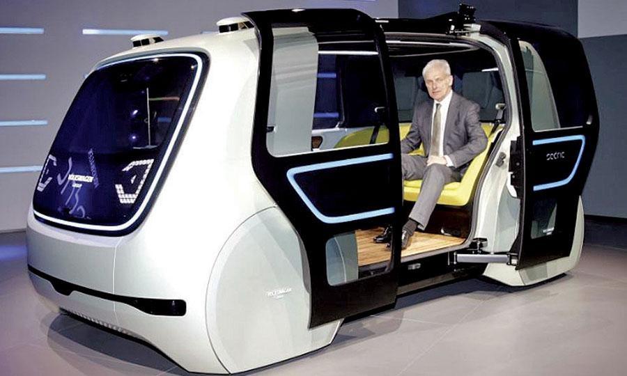 Volkswagen, Hyundai și startup-ul mașinilor autonome