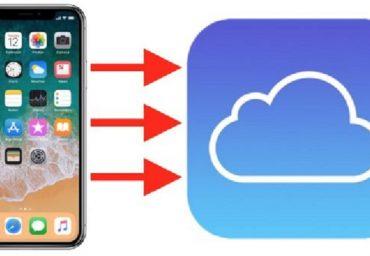Cum faci backup la un iPhone in iCoud?